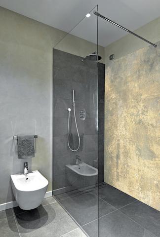 Dusche Und Wand, Motive Steinoptik, Holzoptik   Bild 5 Holzoptik