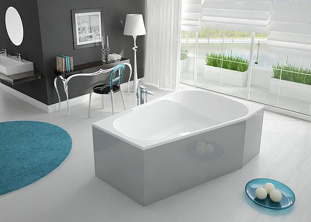 Hochwertige Badewanne Von Hoesch